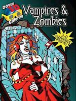 Vampires and Zombies af Arkady Roytman, Michael Dutton