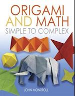 Origami and Math af John Montroll