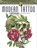 Modern Tattoo Designs af Erik Siuda