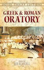 Greek and Roman Oratory af Bob Blaisdell