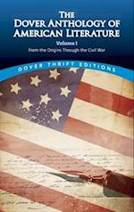 The Dover Anthology of American Literature af Bob Blaisdell
