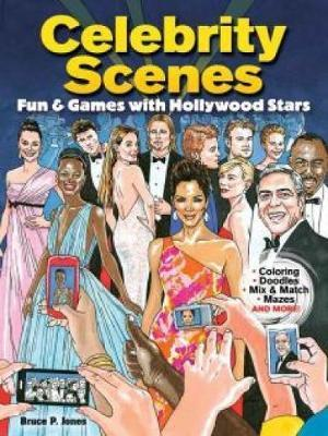 Celebrity Scenes af Bruce Jones