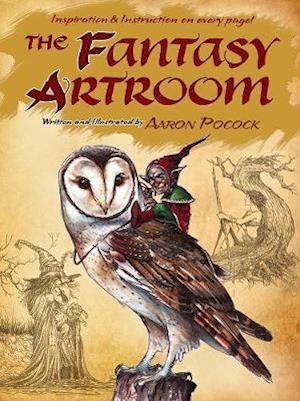 The Fantasy Artroom af Aaron Pocock