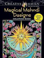 Creative Haven Magical Mehndi Designs Coloring Book af Lindsey Boylan