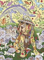 Dazzling Dogs Notebook