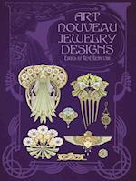 Art Nouveau Jewelry Designs (Dover Pictorial Archive)