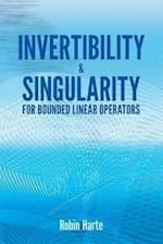 Invertibility and Singularity for Bounded Linear Operators (Dover Books on Mathematics)