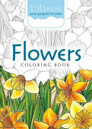Bliss Flowers Coloring Book af Lindsey Boylan, Jessica Mazurkiewicz