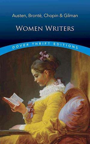 Bog, hardback Women Writers Boxed Set af Dover Publications Inc