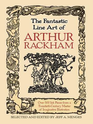 Bog, paperback The Fantastic Line Art of Arthur Rackham af Arthur Rackham