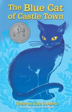 Bog, hardback The Blue Cat of Castle Town af Catherine Cate Coblentz