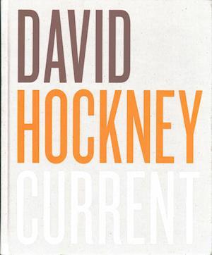 Bog, hardback David Hockney: Current af Simon Maidment
