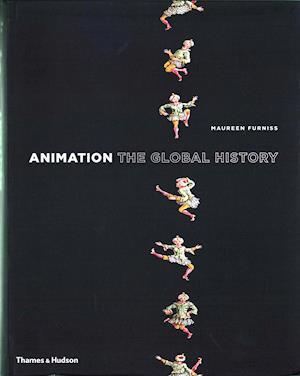 Bog, paperback Animation: The Global History af Maureen Furniss
