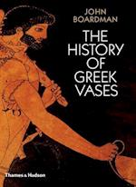 The History of Greek Vases af John Boardman