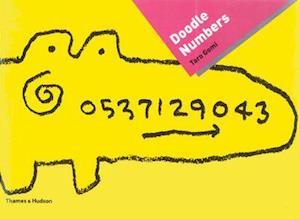 Doodle Numbers af Taro Gomi