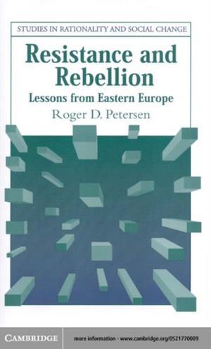 Resistance and Rebellion af Petersen