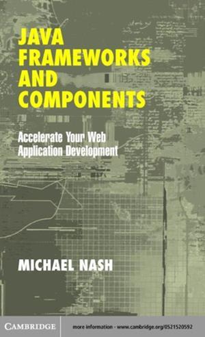 Java Frameworks and Components af Nash