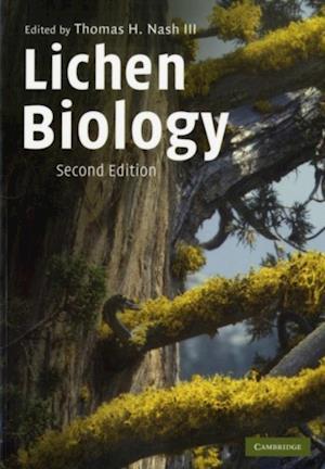 Lichen Biology af Nash