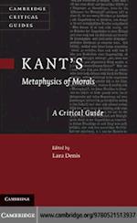 Kant's Metaphysics of Morals af Denis