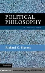 Political Philosophy af Stevens