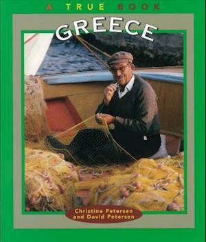 Bog, paperback Greece af David Petersen