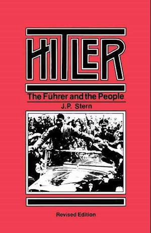 Hitler af J. P. Stern