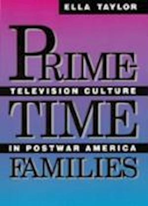 Prime Time Families af Ella Taylor