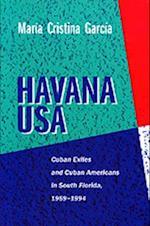 Havana USA af Maria Cristina Garcia