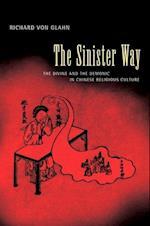 Sinister Way af Richard Von Glahn, Glahn Richard Von