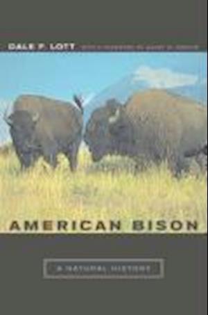 American Bison af Dale F. Lott