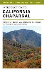 Introduction to California Chaparral af Ronald D. Quinn, Sterling C. Keeley Dr.