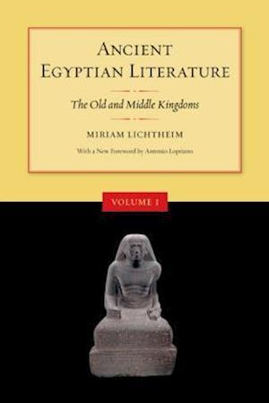 Ancient Egyptian Literature af Miriam Lichtheim, Antonio Loprieno