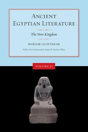 Ancient Egyptian Literature af Miriam Lichtheim, Hans W Fischer Elfert