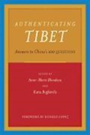 Authenticating Tibet af Blondeau