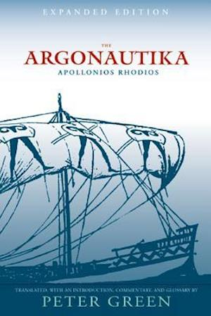 The Argonautika af Apollonios Rhodios, Peter Green, Rhodius Apollonius