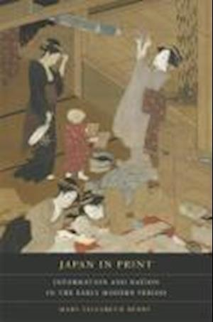 Japan in Print af Anthony Grafton, Mary Elizabeth Berry