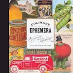 Culinary Ephemera af William Woys Weaver