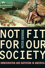Not Fit for Our Society af Peter Schrag
