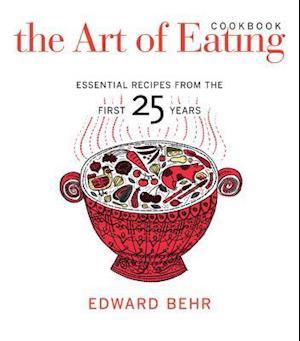 The Art of Eating Cookbook af James MacGuire, Edward Behr