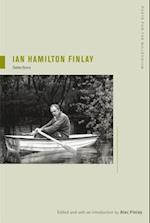 Ian Hamilton Finlay af Ian Hamilton Finlay, Alec Finlay