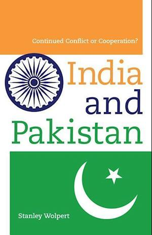 India and Pakistan af Stanley Wolpert
