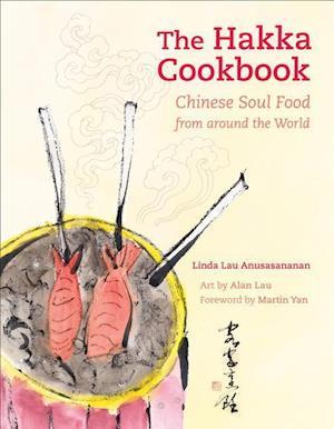 The Hakka Cookbook af Linda Lau Anusasananan