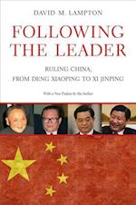 Following the Leader af David M. Lampton