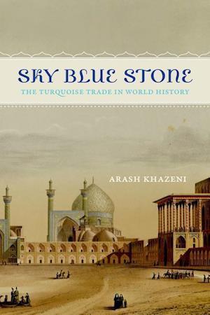 Sky Blue Stone af Arash Khazeni