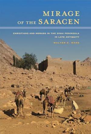 Mirage of the Saracen af Walter D. Ward