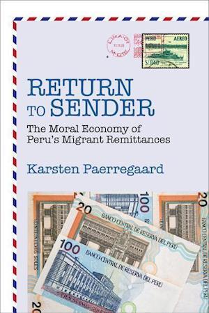 Return to Sender af Karsten Paerregaard