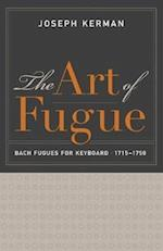 The Art of Fugue af Joseph Kerman