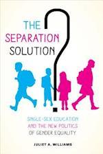 The Separation Solution? af Juliet A. Williams