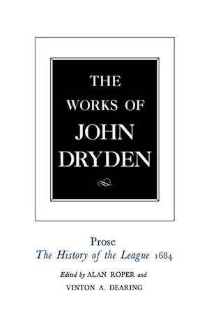 Works of John Dryden, Volume XVIII af John Dryden