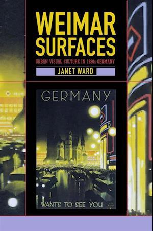 Weimar Surfaces af Janet Ward